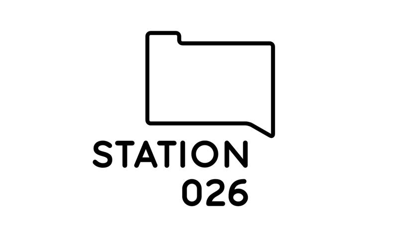 Station026 Logo