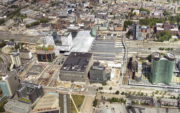 Stationsgebied-Utrecht-Centraal